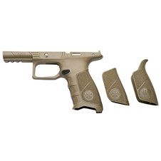 Beretta APX STD Grip Frame with two additional Backstraps