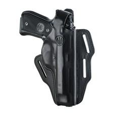 Beretta 92 Brigadier Leather Right Hand Holster Mod. 05 - Demi 3