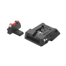 Beretta Fiber Optic Adjustable Sight Kit for pistol model APX