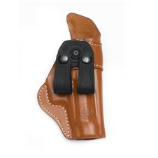 Beretta 84 Series Brown Leather Right Hand Holster Mod. 01