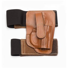 Beretta Tomcat Brown Leather Right Hand Holster Mod. C