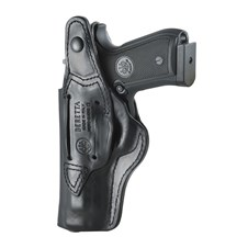 Beretta Leather Holster Mod. 04 For 92 Series FS W/Rail - Left Hand