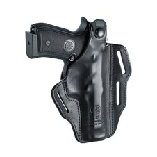 Beretta Leather Holster Mod. 05 For 92 Series FS W/ Rail - Left Hand