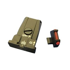 Beretta Fiber Optic front Sight Kit for pistol model 92A1/96A1