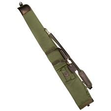 Beretta Green Waxwear Gun Case w/ Wraparound Folder Closure