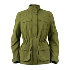 Women's Quick Dry Jacket - Avocado