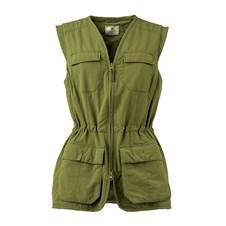 Beretta Women's Quick Dry Vest - Avocado