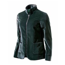 Beretta W's Zipped Velvet Jacket