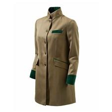 Beretta W's Wool & Velvet Coat
