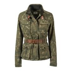 Beretta Woman's Waxed Cotton Field Jacket
