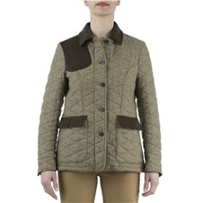 Beretta Women's Country Wool Quilted Jacket