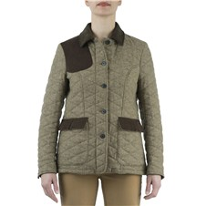 Beretta Woman's Country Wool Quilted Jacket
