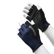 Beretta Half-Finger Shooting Gloves
