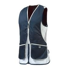 Women's Silver Pigeon Shooting Vest