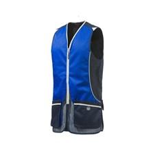 Beretta New Silver Pigeon Vest - Navy & Xcel Blue