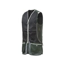 Beretta New Silver Pigeon Vest - Hunter Green & Black