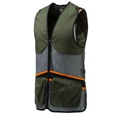Men's Vest: Full Mesh