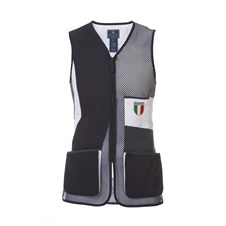 Beretta Man's Uniform Pro Trap Vest Italia Dx