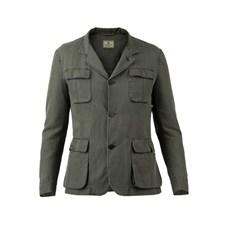 Beretta Men's Cotton & Linen Jacket