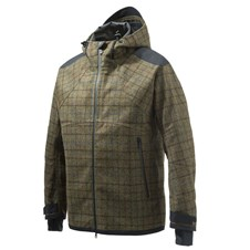 Men's Jacket: Snowdrop 3L Wool Mars