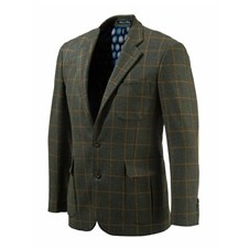 Beretta New St James Jacket - Green Check