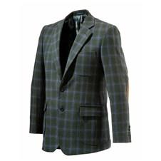 Beretta Sport Jacket - Green Check