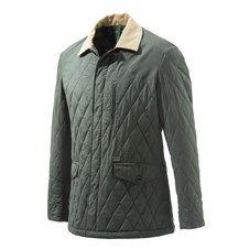 Maple Quilted Coat