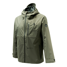 Packable WP Jacket Green