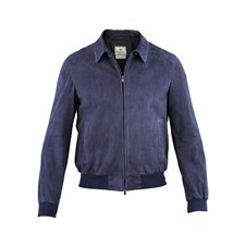 Beretta Suede Leather Bomber