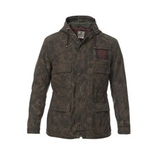 Beretta Man's Waxed Cotton Field Jacket