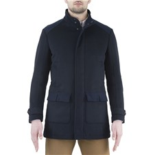 Beretta Man's Country Wool Coat