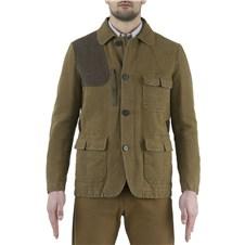 Beretta Men's Washed Canvas Sport Coat
