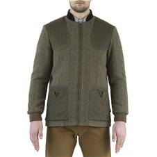 Beretta Man's Waxed Wool Shooting Jacket
