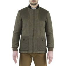 Beretta Men's Waxed Wool Shooting Jacket
