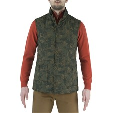Beretta Man's Country Classic Quilted Vest