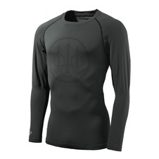 Beretta Body mapping warm long sleeves t - shirt