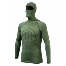 Beretta Body mapping Xwarm long sleeves hodded t - shirt