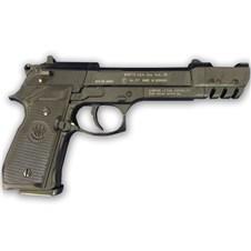 Beretta 92FS MATCH Air Gun Pistol, Blued, Plastic Grips
