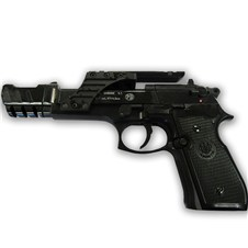 Beretta 92FS TROPHY Air Gun Pistol, Blued, Plastic Grips