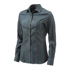 Beretta Beretta Denim Shirt Woman