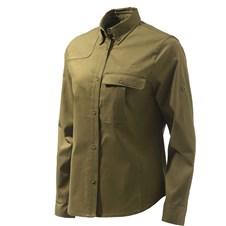 Women's TM Field Shirt - Hunting Brown