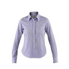 Beretta Woman's Classic Plain Collar Shirt