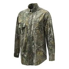 Beretta TM Shooting Shirt 2.0 -  LS AP Xtra Camo