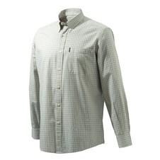 Beretta Classic Shirt - White Check