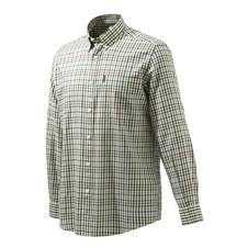 Beretta Classic Shirt - Beige Check