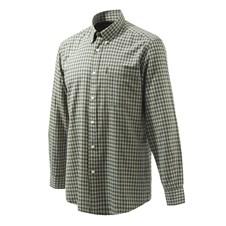 Beretta Classic Shirt - Green Check