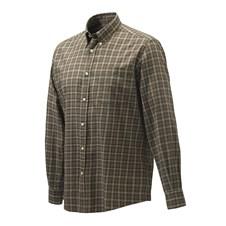 Men's Shirt: Wood Button-Down