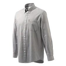 Beretta Classic Shirt - Brown Check