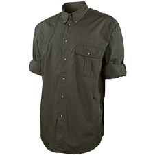 Beretta TM Tech Roll Up Shirt - Green Olive
