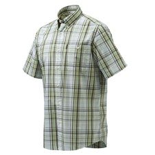 Beretta Drip-Dry Shirt - Short Sleeve Button-Down